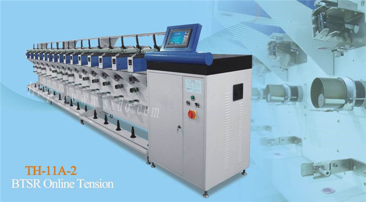 TH-11A Precision soft winding machine