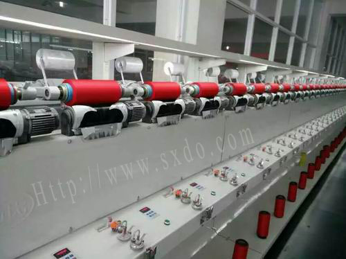 Assemble winding machine