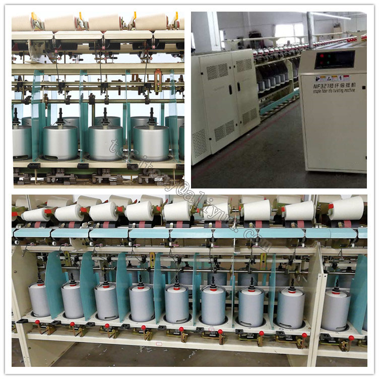 Cotton yarn TFO twisting machine